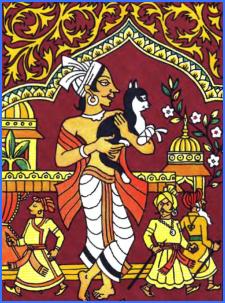 Справедливий вирок (індійська казка)