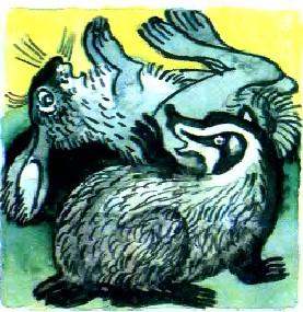 Страшний гість (алтайська казка)