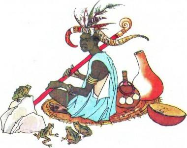 Сумна казка про пуголовка (африканська казка)