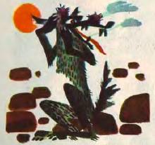 Сусамбіл (узбецька казка)