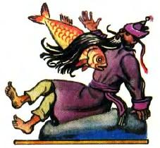 Сімдесят небилиць (бурятська казка)