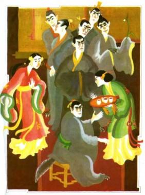 Сім сестер (китайська казка)