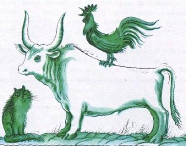 Тварини і чорт (фінська казка)