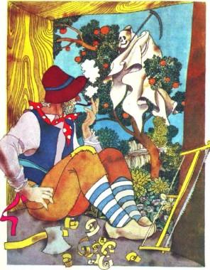 Тесля із Арля (французька казка)