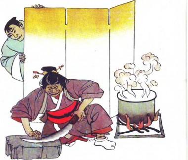 Три амулети (японська казка)