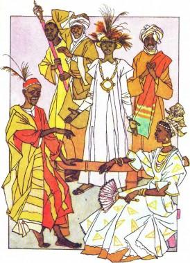 Три завдання (африканська казка)