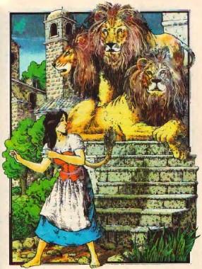 Три леви (іспанська казка)