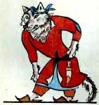 Троє псів і вовк (таджицька казка)