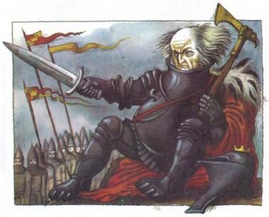 Удатний гвардієць (фінська казка)