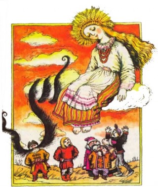 Удовенко (білоруська казка)