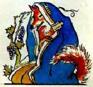 Хитра лисичка й нетямковитий вовк (таджицька казка)