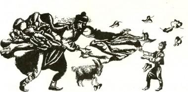 Хлопець і вітер (болгарська казка)
