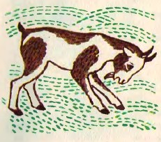 Хоробрий козлик (узбецька казка)