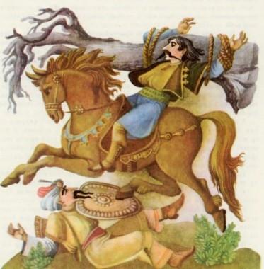 Хоробрий кравчик (македонська казка)
