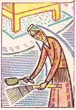 Хто діло робить, той і хліб їстиме (грузинська казка)