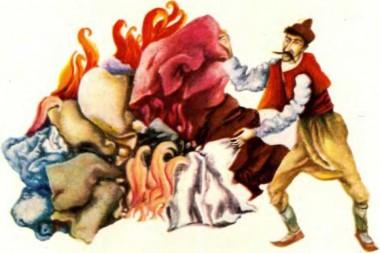 Хто копає яму іншому… (болгарська казка)
