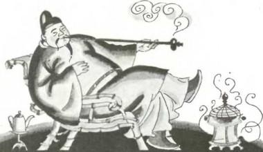 Цзун-Довгий День (китайська казка)