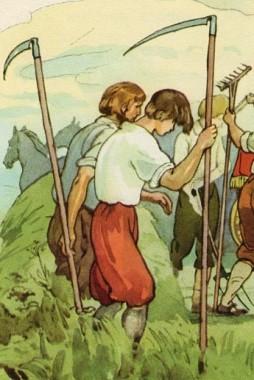 Циганське прокляття (українська народна казка)