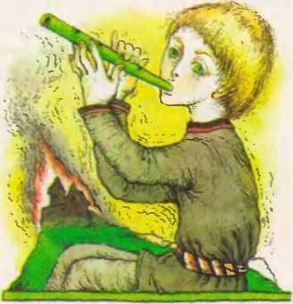 Чарівна дудка (білоруська казка)