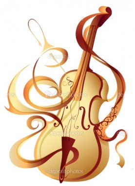 Чарівна скрипка (українська народна казка)