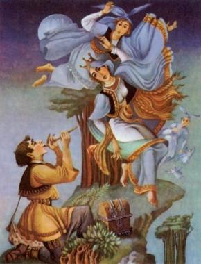 Чарівна сопілка (герцеговінська казка)