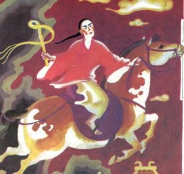 Чарівний батіг (китайська казка)