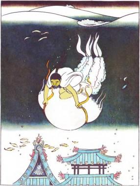 Чарівний каптур (японська казка)