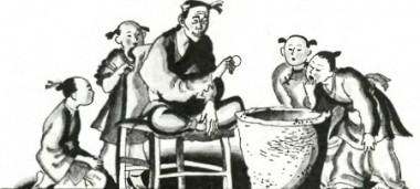 Чарівний чан (китайська казка)