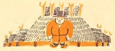 Чарівник і священне дерево (естонська казка)