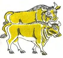 Чоловік, який розумів мову тварин (туркменська казка)