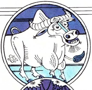 Чому в буйвола немає верхніх зубів (в'єтнамська казка)
