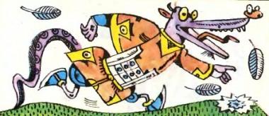 Чому в ластівки хвостик, мов ріжки (казахська казка)