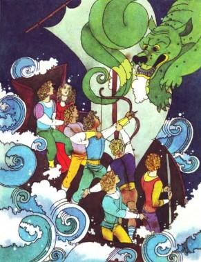 Шестеро братів (французька казка)