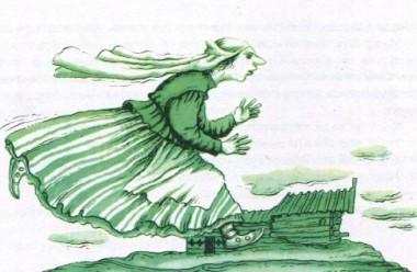Язиката баба (фінська казка)