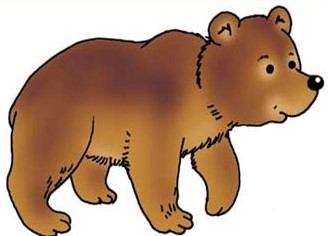 Як Солдатас ведмедеві віддячив (алтайська казка)