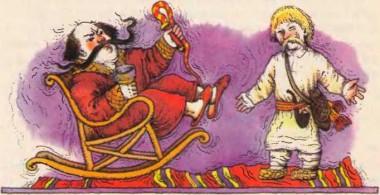 Як Стецько з паном розмовляв (білоруська казка)
