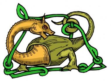Як князь Корятович змія вбив (українська народна казка)