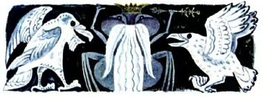 Як павук Апайїпайок звірів створював (ескімоська казка)