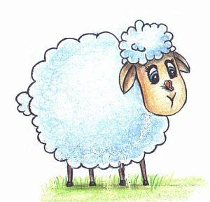 Як цапи врятували вівцю від смерті (українська народна казка)