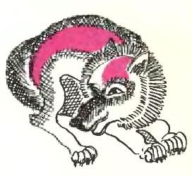 Як цап та баран вовків налякали (туркменська казка)