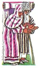Яртигулак та вовк (туркменська казка)