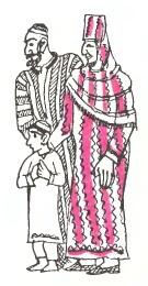 Яртигулак та порхан (туркменська казка)