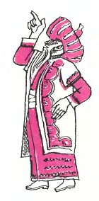 Яртигулак та розбійники (туркменська казка)