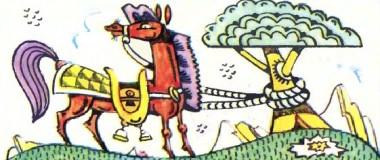 Ясновидець (казахська казка)