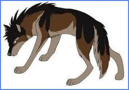Безхвостий вовк (українська народна казка)