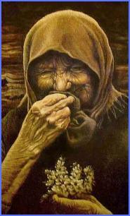 Бідний чоловік і смерть (українська народна казка)