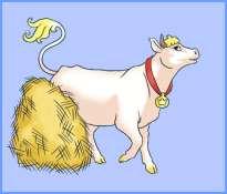 Біла теличка (американська казка)