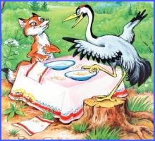 Бузько і лис (українська народна казка)