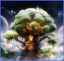 Дерево до неба