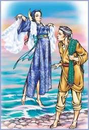Діва місяця (японська казка)
